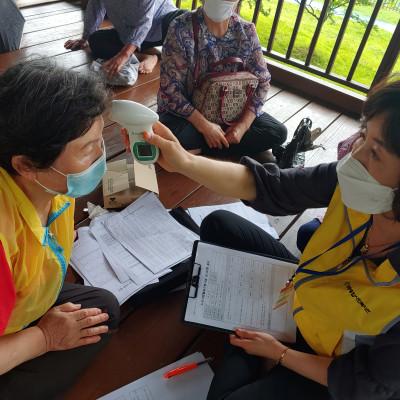 첨부 이미지 3-노인일자리 코로나 감염병 예방 및 확산 방지 모니터링